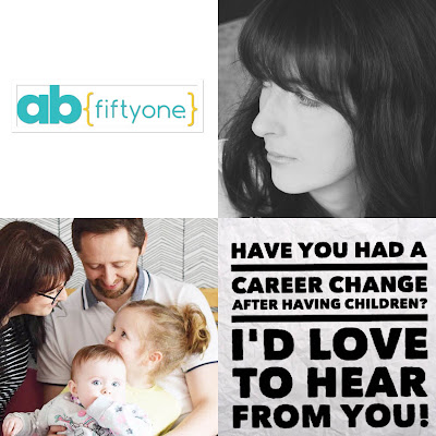 children changing careers - Pamela from abfiftyone
