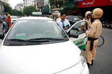 Phạt taxi