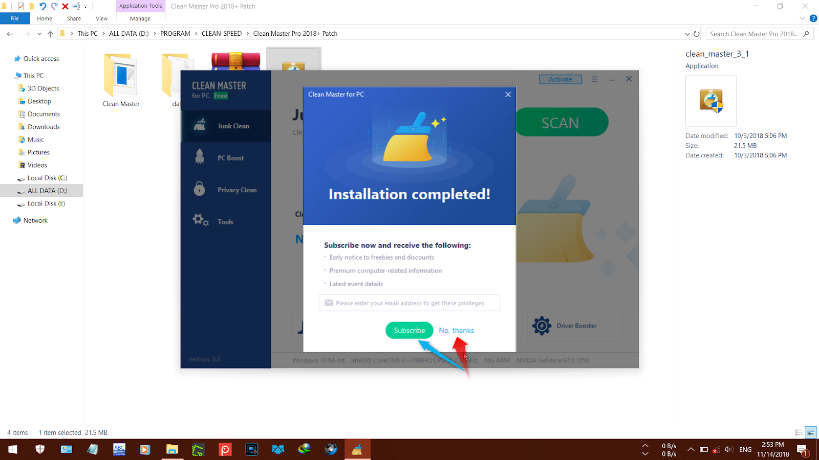 Clean master pro download for pc   Clean Master Pro  2019-05-04