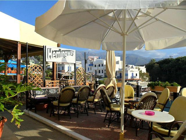 The Hemingway, Creta