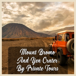 Bromo And Ijen By Private Tour