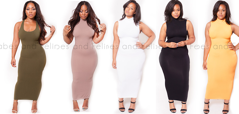 e3a17781e1 Another site that carries a great selection of tube  bodycon maxi skirts  and dresses is BABES AND FELINES