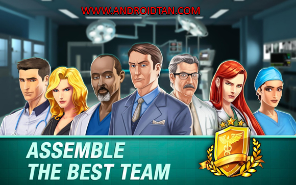 Free Download Operate Now Hospital Mod Apk + Data v1.3.38 Mega Mod Unlimited Money Android Terbaru 2017