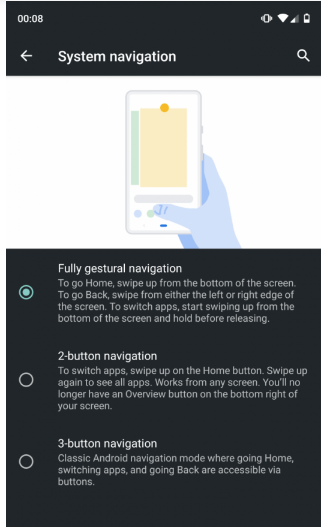 android-q-navigation-feature