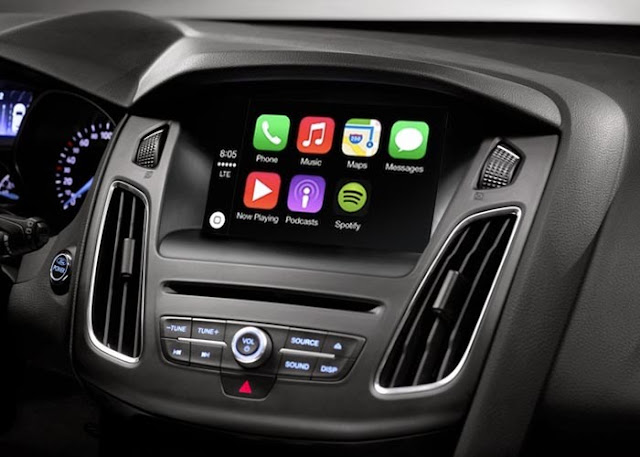 Ford Add Android Auto and Apple CarPlay to its Car