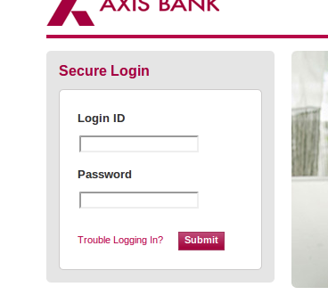 How to check axis bank forex card balance online
