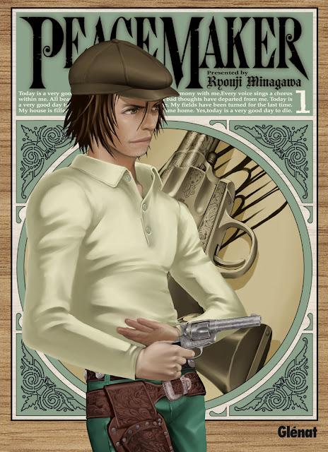 Peace Maker, Ultra Jump, Manga, Actu Manga,