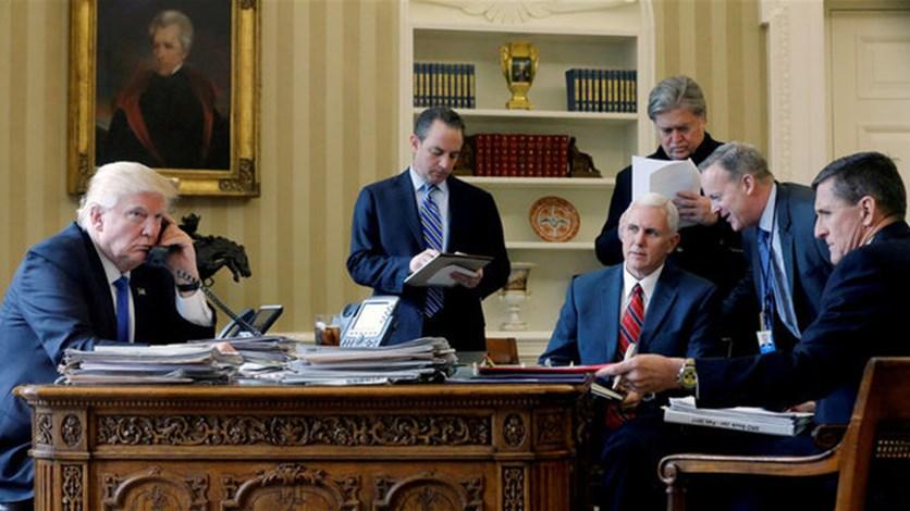 موقع نيوز وان الإسرائيلى يعلن عن نية ترامب بنقل القاعدة الأمريكية من قطر
