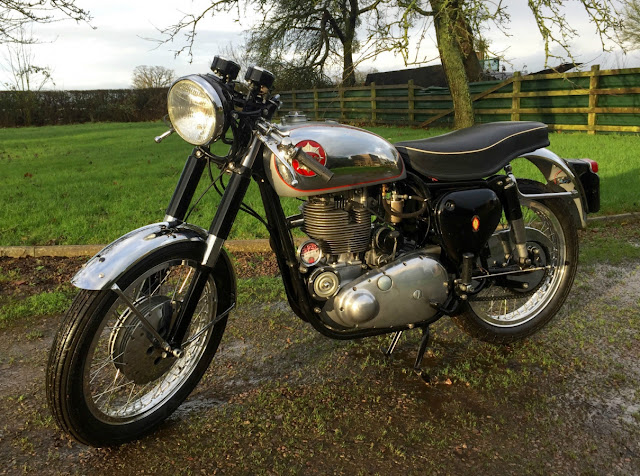 BSA Gold Star Clubman HD Pics