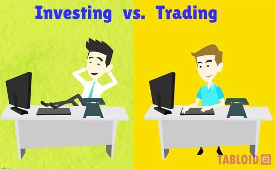 Banyak sekali perbedaan antara Trader dengan Investor yang akan saya bahas pada artikel kali ini.