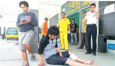 Spesialis Pencuri Sarang Burung Walet Ditangkap di Kuala Kapuas