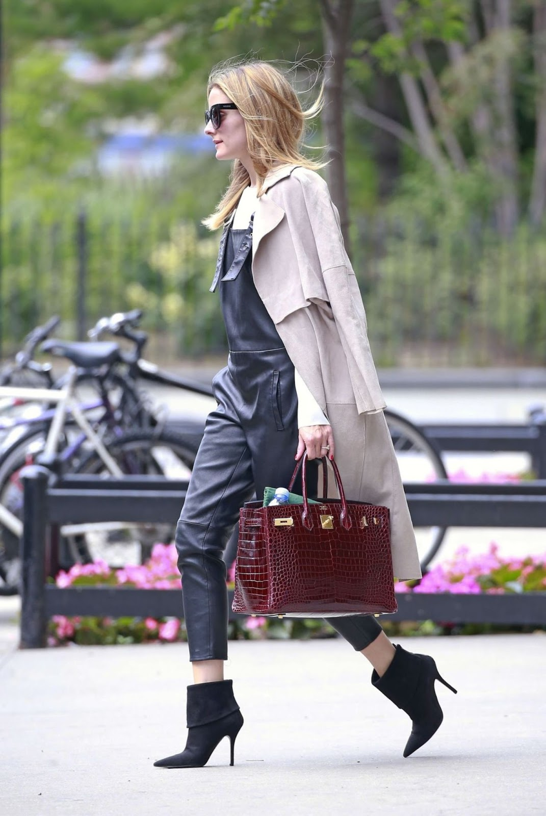 The olivia palermo lookbook olivia palermo out in new for Hermes palermo