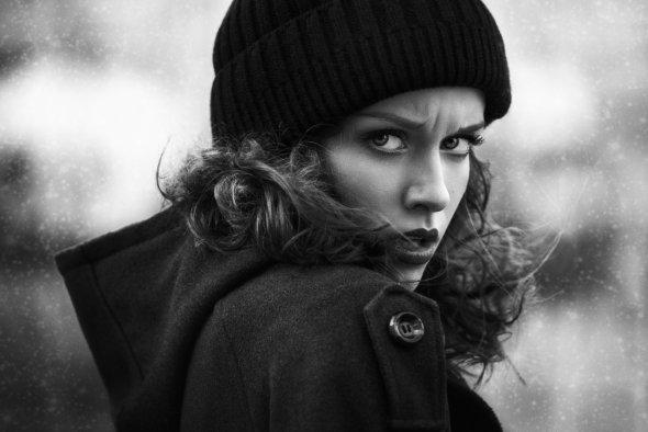 Sergey Fedotov 500px arte fotografia mulheres modelos russas beleza fashion preto e branco