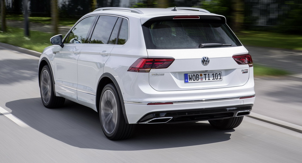 vw tiguan now available with 217hp tsi 236hp biturbo tdi engines. Black Bedroom Furniture Sets. Home Design Ideas