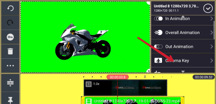 Cara Mudah Edit Video Green Screen di HP Android