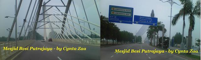 Masjid Besi Putrajaya  / Masjid Tuanku Mizan Zainal Abidin