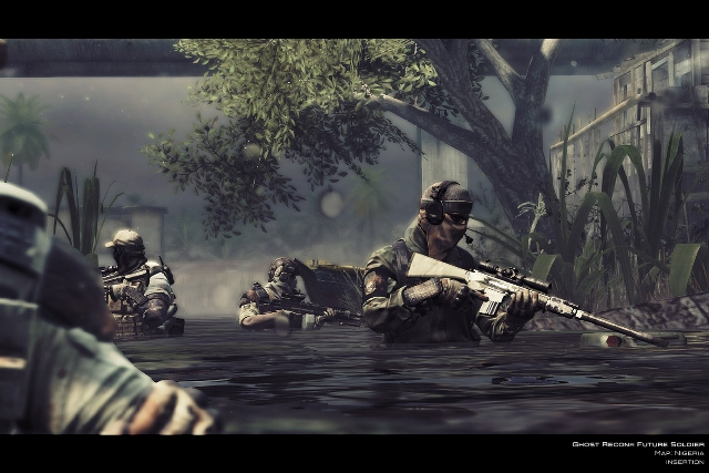 Ghost Recon Future Soldier Free Download PC Games