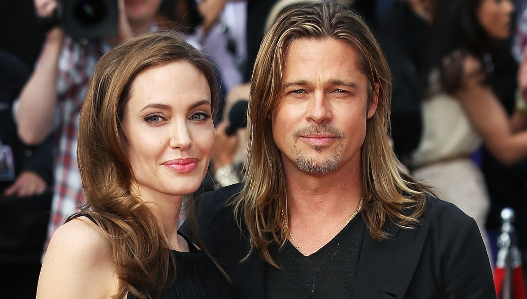 Angelina Jolie and Brad Pit | Famous Celebrity Bible