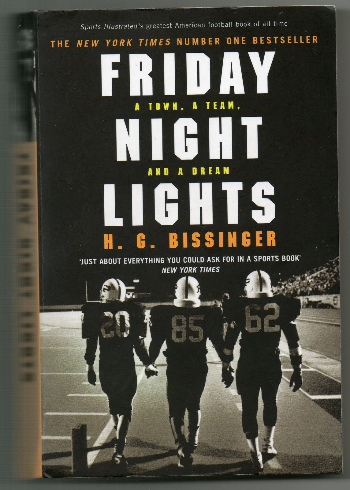 Friday Night Lights Mojo