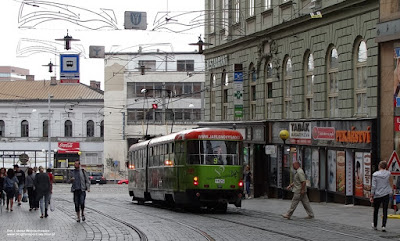 Tatra K2, Dopravní podnik města Brna