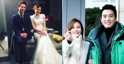 Showbiz Hàn lại đón tin vui, thêm một cặp đôi phim giả tình thật chuẩn bị lên xe hoa