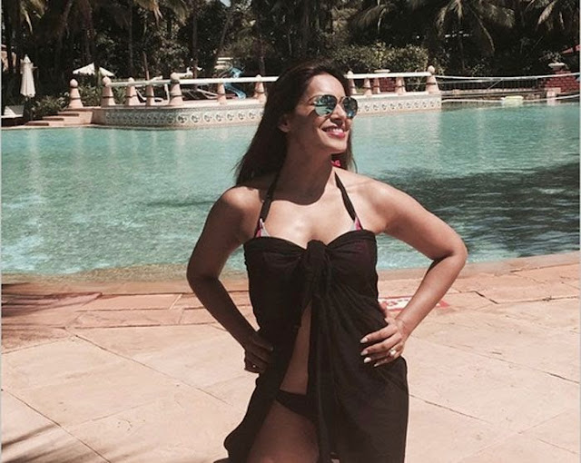 Bipasha Basu on holiday in Goa, shares bikini picture