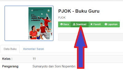 gambar buku.kemdikbud.go.id :  Kumpulan Buku Siswa dan Guru Kurikulum 2013 Untuk SD, SMP, SMA, SMK Revisi 2017