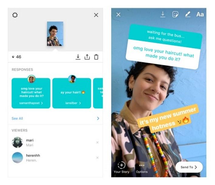 instagram soru sor nasıl kullanılır