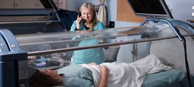Hyperbaric Nurse, Nurse Skill, Nursing Students