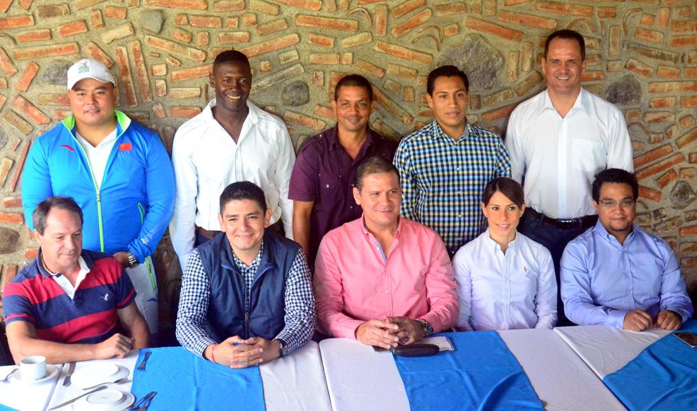 Se integran seis entrenadores al proyecto deportivo del