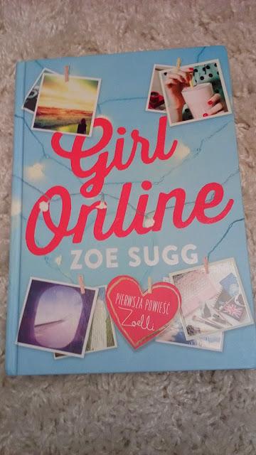 """""""Girl Online""""Zoe Sugg"""