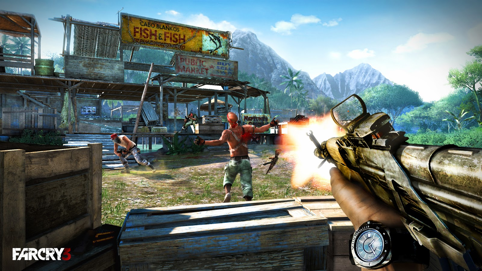 Far Cry 3 HIGHLY COMPRESSED GAME | high-compress - HCG