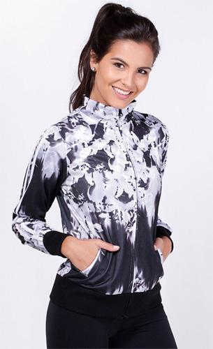 jaqueta esportiva estampada Renner coleção Inverno 2016