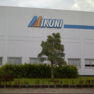 PT Mikuni Indonesia - Operator Produksi