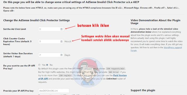 Cara Memasang Anti Bom Klik Iklan Adsense di Wordpress