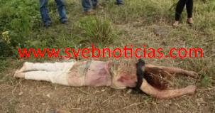 Identifican a mujer hallada ejecutada en Tihuatlán Veracruz