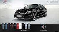 Mercedes AMG GLA 45 4MATIC 2015 màu Đen Night 696