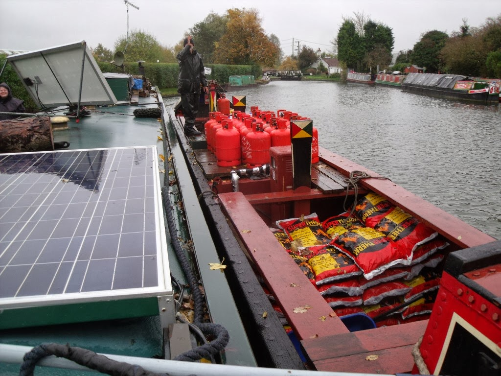 Boatlife: Cruising Aboard NB Valerie: The Fuel Boat and the Chimney Sweep