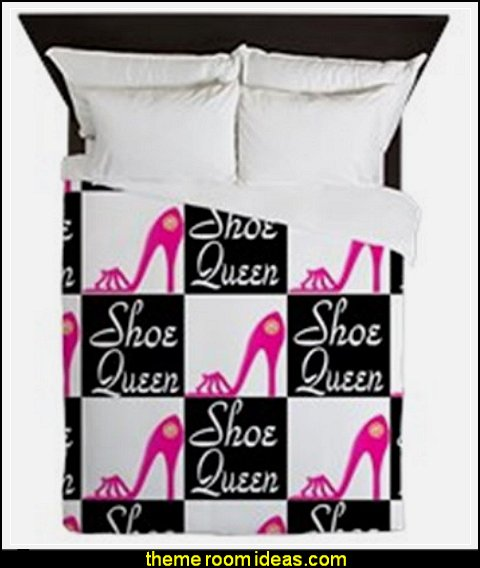 SHOE LOVER Queen Duvet