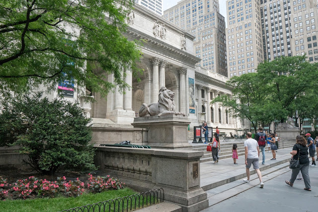 Review | Ex Libris: The New York Public Library | 2017