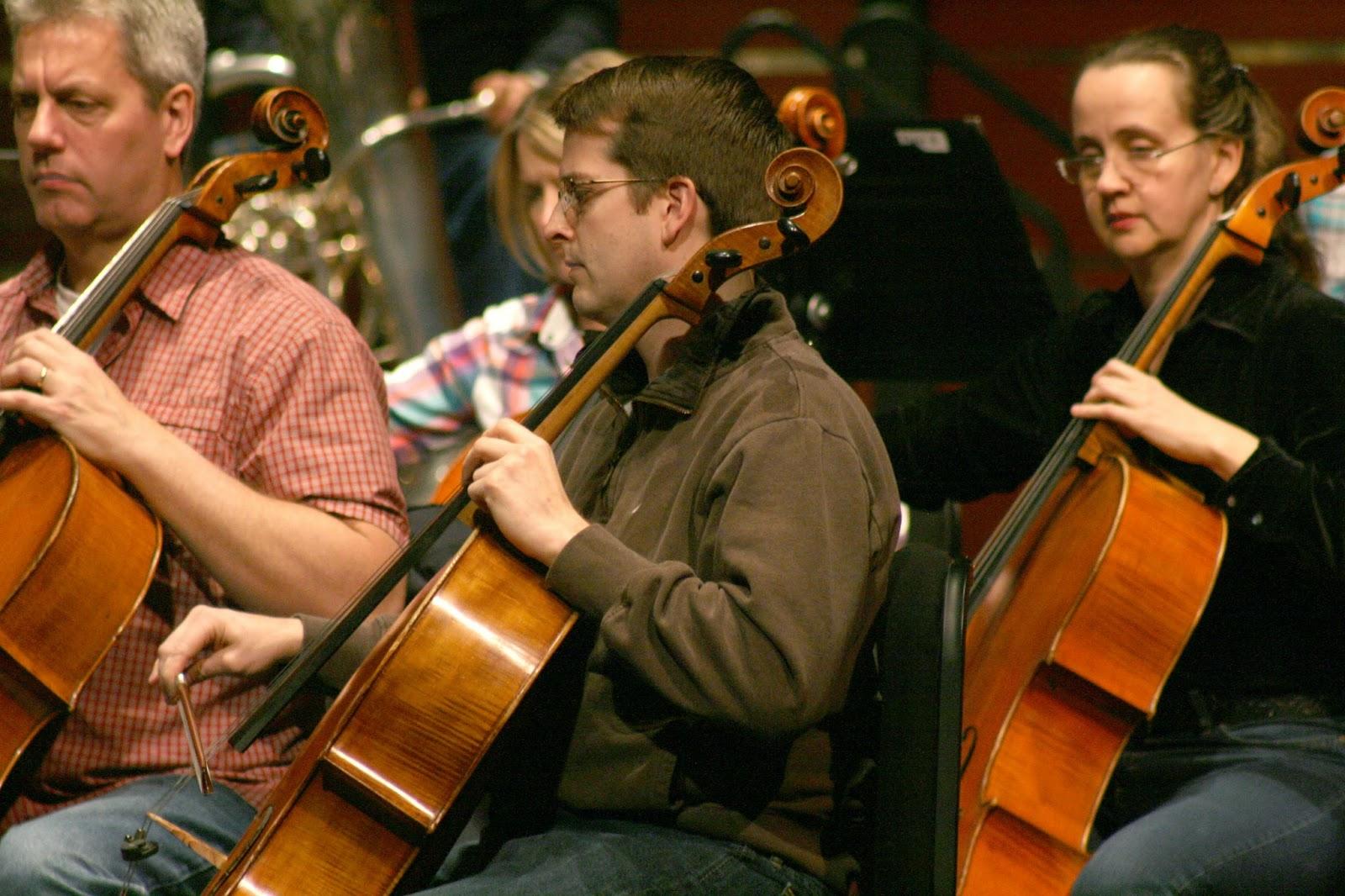 Fox Valley Symphony » Media Center » Blog - Symphony » Blog Posts