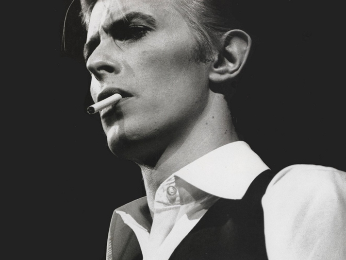 Young David Bowie