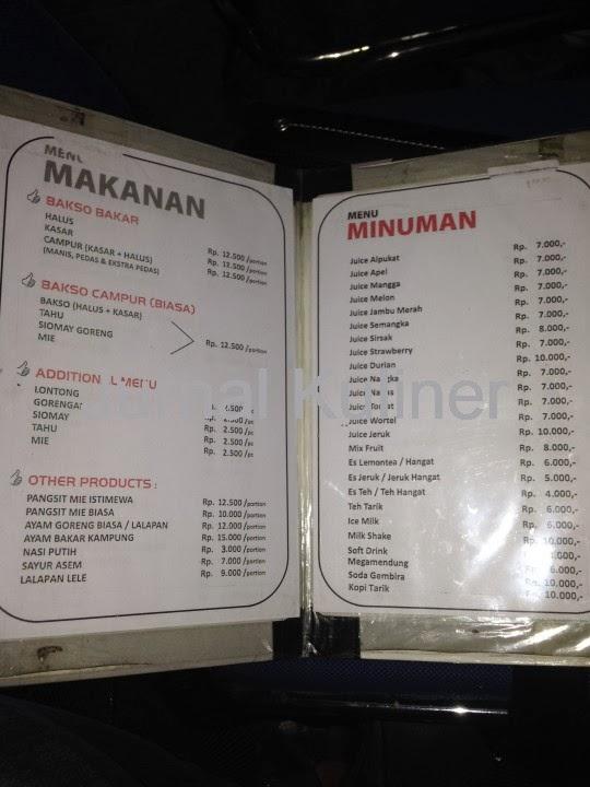 Kuliner Indonesia Bakso Bakar Pahlawan Trip