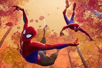 Film Spider-Man: Into the Spider-Verse 2018