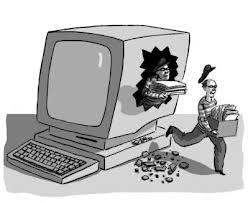 how to delete trojan virus using cmd