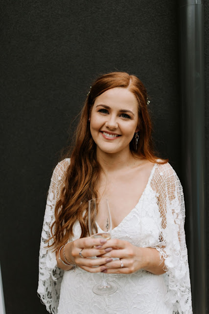 house of lucie photography newcastle weddings australian designer real bride bridal hair