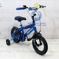 Sepeda Anak Wimcycle Bugsy BMX 12 Inci