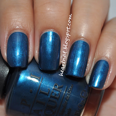Heartnat Opi Germany Collection Swatches