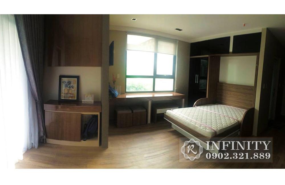Cho thuê căn hộ Everrich Infinity 40m2 - hình 3