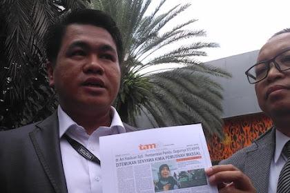 Kuasa Hukum Ani Hasibuan Berencana Laporkan Portal Tamsh-news.com